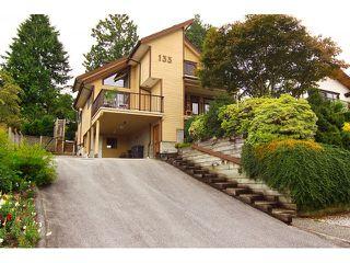 """Photo 1: 133 APRIL Road in Port Moody: Barber Street House for sale in """"S"""" : MLS®# V1025526"""