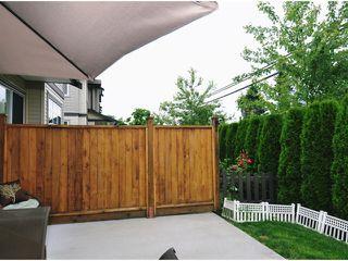 Photo 14: # 52 22865 TELOSKY AV in Maple Ridge: East Central Condo for sale : MLS®# V1013638