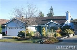 Photo 1: 674 Pine Ridge Dr in COBBLE HILL: ML Cobble Hill House for sale (Malahat & Area)  : MLS®# 326733