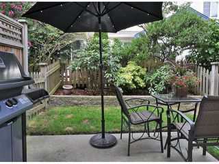 "Photo 2: 14 6533 121ST Street in Surrey: West Newton Townhouse for sale in ""Stonebriar"" : MLS®# F1418676"