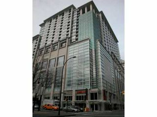 Photo 1: # 1718 938 SMITHE ST in Vancouver: Downtown VW Condo for sale (Vancouver West)  : MLS®# V1067462