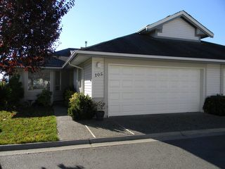 Photo 1: # 105 31406 UPPER MACLURE RD in Abbotsford: Abbotsford West Condo for sale : MLS®# F1421519
