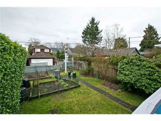 Photo 4: 3127 W 28TH AV in Vancouver: MacKenzie Heights House for sale (Vancouver West)  : MLS®# V1098677