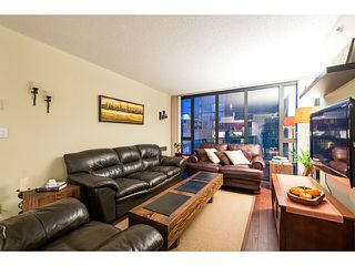 Photo 6: # 1807 950 CAMBIE ST in Vancouver: Yaletown Condo for sale (Vancouver West)  : MLS®# V1109233