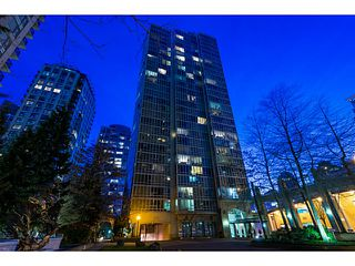 Photo 1: # 1807 950 CAMBIE ST in Vancouver: Yaletown Condo for sale (Vancouver West)  : MLS®# V1109233