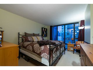 Photo 7: # 1807 950 CAMBIE ST in Vancouver: Yaletown Condo for sale (Vancouver West)  : MLS®# V1109233