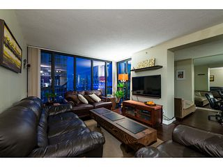 Photo 3: # 1807 950 CAMBIE ST in Vancouver: Yaletown Condo for sale (Vancouver West)  : MLS®# V1109233