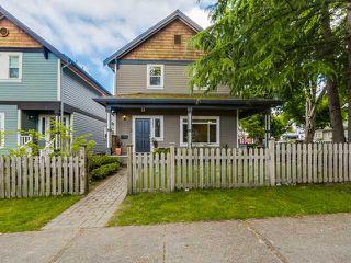 Photo 1: 1093 E 21ST AV in Vancouver: Fraser VE Condo for sale (Vancouver East)  : MLS®# V1123406