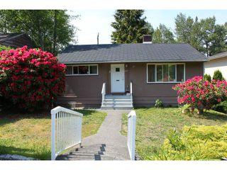 Main Photo: 7333 BARNET RD in Burnaby: Westridge BN House for sale (Burnaby North)  : MLS®# V1114436