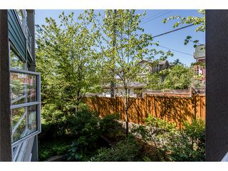 Photo 11: # 204 2555 W 4TH AV in Vancouver: Kitsilano Condo for sale (Vancouver West)  : MLS®# V1134760