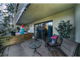 Photo 20: 109 1210 PACIFIC STREET in Coquitlam: North Coquitlam Condo for sale : MLS®# R2326349