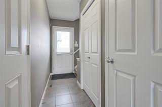 Photo 15: 10 6304 SANDIN Way in Edmonton: Zone 14 House Half Duplex for sale : MLS®# E4186583