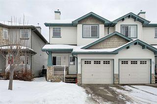 Photo 30: 10 6304 SANDIN Way in Edmonton: Zone 14 House Half Duplex for sale : MLS®# E4186583