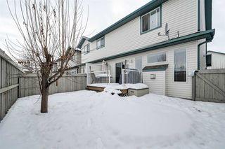 Photo 29: 10 6304 SANDIN Way in Edmonton: Zone 14 House Half Duplex for sale : MLS®# E4186583