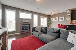 Photo 5: 10 6304 SANDIN Way in Edmonton: Zone 14 House Half Duplex for sale : MLS®# E4186583