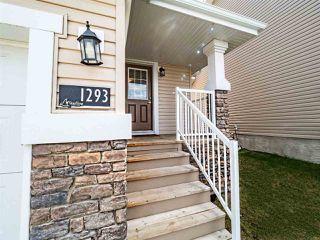 Photo 2: 1293 Starling Drive in Edmonton: Zone 59 House Half Duplex for sale : MLS®# E4197997