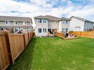 Photo 27: 1293 Starling Drive in Edmonton: Zone 59 House Half Duplex for sale : MLS®# E4197997