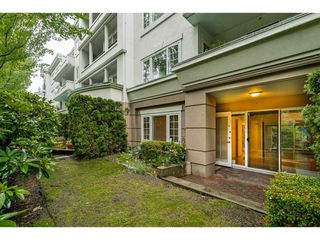 """Photo 22: 109 55 BLACKBERRY Drive in New Westminster: Fraserview NW Condo for sale in """"QUEENS PARK PLACE"""" : MLS®# R2465375"""