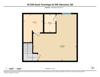 Photo 46: 58 7293 South Terwillegar Drive in Edmonton: Zone 14 Townhouse for sale : MLS®# E4207657