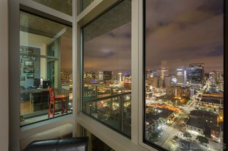 Photo 3: DOWNTOWN Condo for rent : 1 bedrooms : 800 The Mark Ln #2602 in San Diego