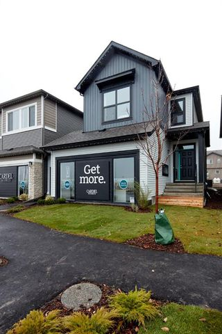 Photo 1: 244 CORNERBROOK Common NE in Calgary: Cornerstone Detached for sale : MLS®# A1033867