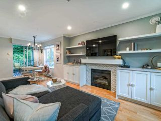 "Photo 4: 203 3235 W 4TH Avenue in Vancouver: Kitsilano Condo for sale in ""ALAMEDA PARK"" (Vancouver West)  : MLS®# R2500407"