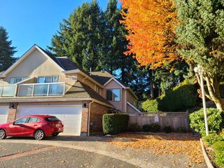 Photo 1: 8 72 JAMIESON Court in New Westminster: Fraserview NW Townhouse for sale : MLS®# R2521138