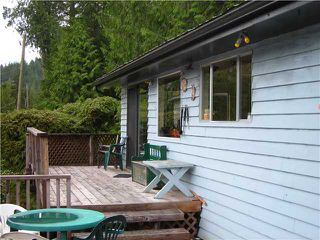 Main Photo: 5984 NORTH LAKE Road in No City Value: Pender Harbour Egmont House for sale (Sunshine Coast)  : MLS®# V940014