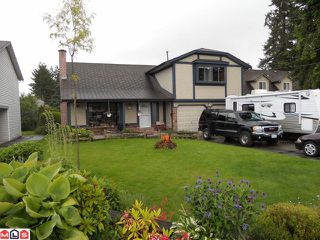 Photo 1: 8898 156TH Street in Surrey: Fleetwood Tynehead House for sale : MLS®# F1214785