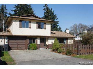 Photo 1: 1068 Costin Ave in VICTORIA: La Langford Proper Half Duplex for sale (Langford)  : MLS®# 635699