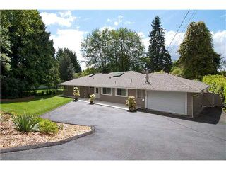 Photo 1: 630 KEITH Road in West Vancouver: Park Royal House for sale : MLS®# V1001280