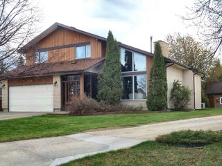 Main Photo: 170 Acheson Drive in WINNIPEG: Westwood / Crestview Residential for sale (West Winnipeg)  : MLS®# 1310352