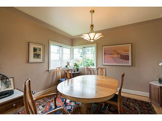 Photo 6: 1091 ESQUIMALT Avenue in West Vancouver: Sentinel Hill House for sale : MLS®# V1015059