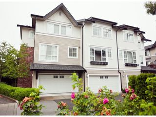 "Photo 16: 2 2450 161A Street in Surrey: Grandview Surrey Townhouse for sale in ""Glenmore"" (South Surrey White Rock)  : MLS®# F1320349"