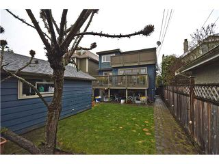 Photo 18: 2076 W 47TH AV in Vancouver: Kerrisdale House for sale (Vancouver West)  : MLS®# V1048324