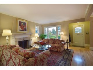 Photo 3: 2076 W 47TH AV in Vancouver: Kerrisdale House for sale (Vancouver West)  : MLS®# V1048324