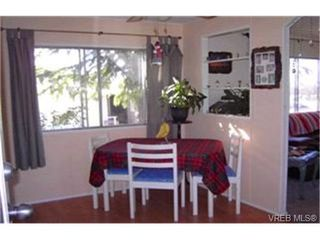 Photo 3:  in VICTORIA: VR Glentana Manufactured Home for sale (View Royal)  : MLS®# 397828