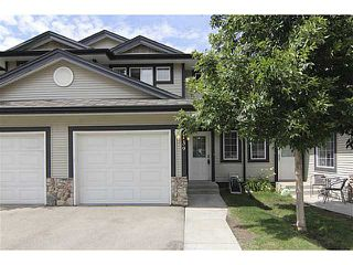 Photo 1: 139 Stonemere Place: Chestermere Townhouse for sale : MLS®# C3628180