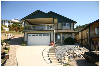 Photo 1: 1036 Southeast 14 Avenue in Salmon Arm: Orchard Ridge House for sale : MLS®# 10088818