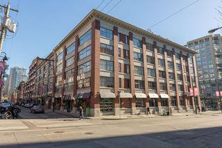 Photo 18: 201 1178 HAMILTON STREET in Vancouver: Yaletown Condo for sale (Vancouver West)  : MLS®# R2038460