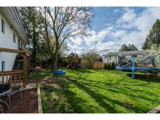 Photo 2: 2145 HOLLY STREET in Abbotsford: Abbotsford West House for sale : MLS®# R2055793