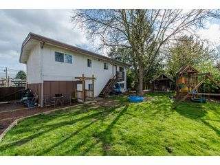 Photo 19: 2145 HOLLY STREET in Abbotsford: Abbotsford West House for sale : MLS®# R2055793