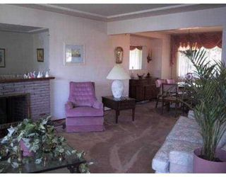 Photo 1: 4881 RIDGELAWN Drive in BRENTWOOD: Brentwood Park Home for sale ()  : MLS®# V545710