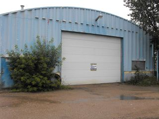 Photo 2: 4914 Railway Avenue: Elk Point Industrial for sale : MLS®# E4167167