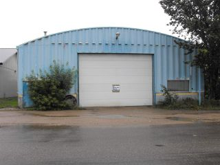 Photo 1: 4914 Railway Avenue: Elk Point Industrial for sale : MLS®# E4167167