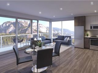 "Main Photo: 505 37881 CLEVELAND Avenue in Squamish: Downtown SQ Condo for sale in ""THE ""MAIN"""" : MLS®# R2421795"