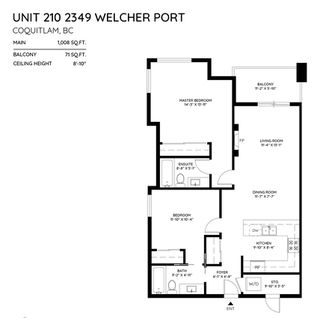Photo 20: 210 2349 WELCHER Avenue in Port Coquitlam: Central Pt Coquitlam Condo for sale : MLS®# R2427118