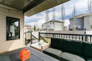 Photo 36: 315 Bridgeport Place N: Leduc House for sale : MLS®# E4196300