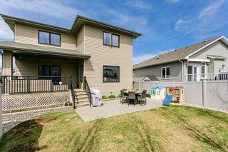Photo 40: 315 Bridgeport Place N: Leduc House for sale : MLS®# E4196300