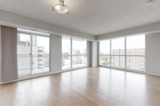 Photo 2: 1403 10046 117 Street in Edmonton: Zone 12 Condo for sale : MLS®# E4200098